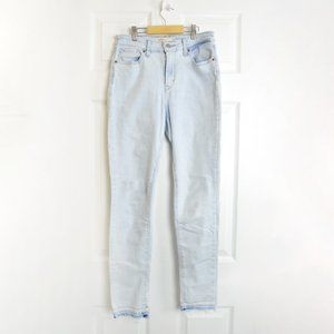 Levi's 721 High Rise Skinny Jeans Light Wash 28""